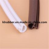 Tira transparente elevada da selagem da borracha de silicone do produto comestível