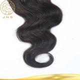 Дешевые оптовые Raw Реми Virgin бразильского кривой человеческого тела человеческого волоса Wig черного цвета