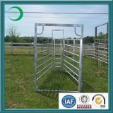 Lowes Cattle Gate Cattle Fencing 6 Rails Oval Pipe