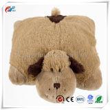 Snuggly는 강아지 장난감 베개 견면 벨벳 애완 동물을 채웠다