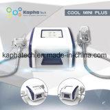 Com a alavanca do queixo Duplo 360 Graus Gordura Cryolipolysis Congelamento Máquina de Emagrecimento