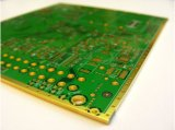 PCB com chapeamento de ouro e revestimento de borda de ouro
