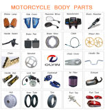 オートバイの部品のためのGn5オートバイの車輪の合金のハブ