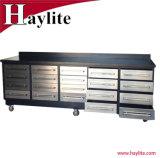 Qualitäts-Edelstahl-Werkbank vom Qingdaowhaler-Lieferanten