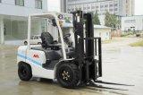 Nieuwe Automatische Diesel 3tons Vorkheftruck met de Japanse Levering voor doorverkoop van de Motor in Europa
