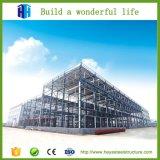 다층 Prefabricated 고층 강철 구조물 호텔 건물