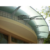 Polycarbonate Awnings/Canopy/Gazebos/Shelter for Windows & Doors-D