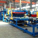 Rolle, die Maschine ENV und Felsen-Wolle-Zwischenlage-Panel-China-Fabrik bildet