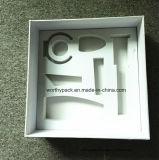Papel vino de la caja con tapa para los accesorios de vino Embalaje