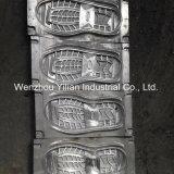 L'aluminium PU moule pour sandale