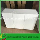 Blanc populaires de la mélamine des armoires de cuisine armoires de cuisine chinoise de gros de meubles de cuisine