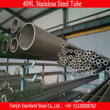 Ss 409 409L 436L 441 Stainless Steel Tube