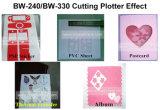 Ordinateur de bureau Boway 240mm 330mm A4 A3 et de polyester et de feuilles de vinyle imprimante Traceur de coupe de la machine de coupe