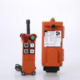 IP65ユニバーサル産業チェーンブロック無線リモート・コントロールF21-4s