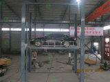 Elevatore idraulico di parcheggio dell'automobile di alberino quattro con CE