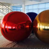 Надувные красный декоративный шарик для группы / Реклама