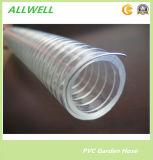 Fil en acier flexible du tuyau de PVC