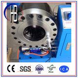 Ce&ISOの証明書の速い受渡し時間およびTechmalflex様式のホースフィッティングのフェルールひだが付く機械