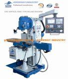 CNC 금속 절단 도구를 위한 보편적인 수직 포탑 보링 맷돌로 간 & 드릴링 기계 X-5036b