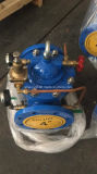 200X, RUÍDO flangeou o fornecedor de aço da válvula de diminuição do diafragma do piloto da água