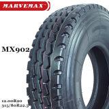 Neumático comercial del carro del neumático radial del carro de Doublecoin 11r22.5 295/75r22.5