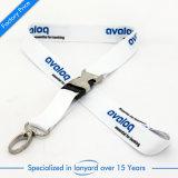 Рекламные материалы высшего качества печати шейный шнурок карабин кабель карты ремесла