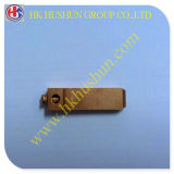 Compatible con RoHS BS Enchufar las clavijas, latón Tapones (HS-BS1363)