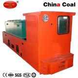 私の物のための地下Cay8/9gp 8 Tonnerの電池式の電気機関車