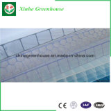 Xinhe 폴리탄산염 PC 장 다중 경간 온실