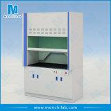 Capa química das emanações da ventilação do laboratório