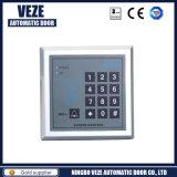 Vezeの自動引き戸のアクセス制御キーパッド