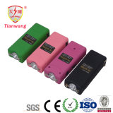 Protection personnelle Stun Guns Design compact avec éclairage LED