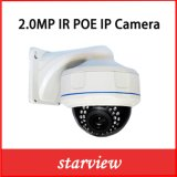 2.0MP maak IP Poe van het Netwerk van IRL de OpenluchtCamera van de Koepel waterdicht