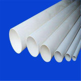 PVC-U para tubo de papelão ondulado de parede dupla Suplly de água e drene o sistema
