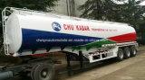 トレーラーによってカスタマイズされる燃料タンクの半トレーラー10000ガロンのガソリンタンカーの