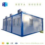 남아프리카에 있는 기성품 20FT 열린 구조 콘테이너 집