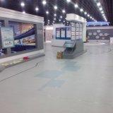 Un revêtement de sol en vinyle pour le Shopping Mall