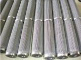 Acero inoxidable de alta calidad tubo filtro sinterizado tubo del filtro de malla metálica