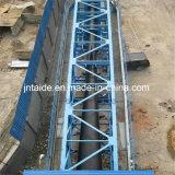 長距離および高いベルトテンションの定格の鋼鉄コードの管ベルト