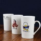 Personalizzare la tazza promozionale della tazza di sublimazione della tazza delle coppie della tazza di caffè