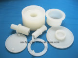 Rondelles plates transparentes antipoussière résistantes de joint en caoutchouc de silicones de température élevée pour des pièces de machine