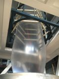 de Plastic Blazende Verpakkende Zakken van de Plastic Film van Machines 3layer ABC
