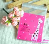 Costumbre mini regalo de PVC claro lindo bolsa de joyería Embalaje