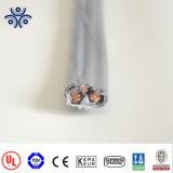 UL vermelde Kabel 6-6-6 2-2-2 1/01/01/0 van de Ingang van de Dienst van Seu Ser van het Aluminium van het ul- Certificaat Concentrische Lucht