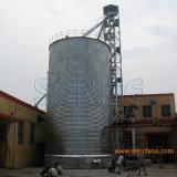 Падди шахтных хранения используйте мельницу для измельчения риса на заводе