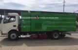 1200 Chicas de lavado y limpieza de carretera camioneta 4x2 Pavimento Sweeper