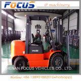 Fonte direta da fábrica de caminhões de Forklift de 3000 quilogramas com motor Diesel