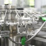 Frasco de vidrio y plástico automática de llenado de botellas de agua mineral de la máquina de embotellado