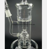 Tubo di fumo di vetro del tubo da 12.6 pollici del filtrante di ripristino di vetro dell'olio