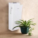 UL-CER Badezimmer-Energiesparender elektrischer automatischer Hochgeschwindigkeitsdoppelstrahlen-Handtrockner für Hotel